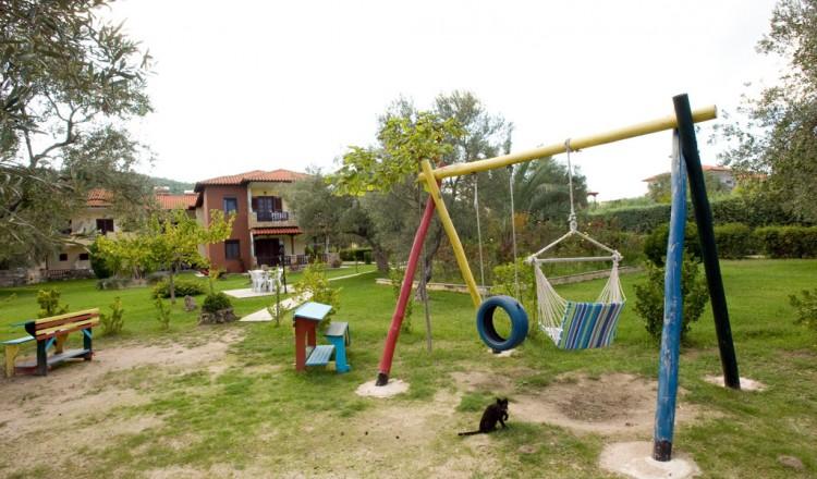 Garden | Litsa Panagi Apartments - Studios