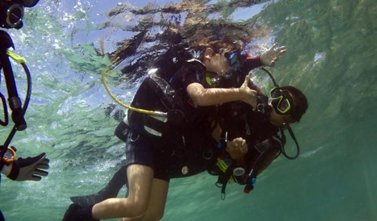Scuba Diving Sithonia Halkidiki
