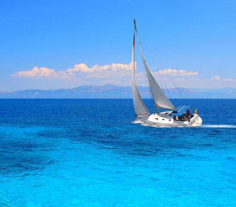 Sailing Yachts Sithonia Halkidiki