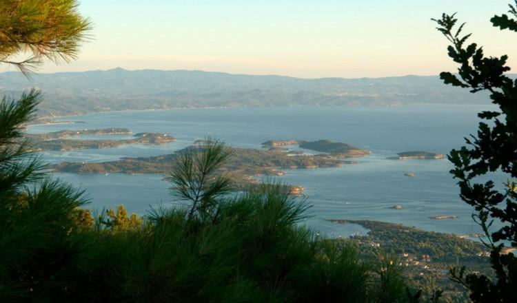 Islands Vourvourou Halkidiki