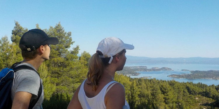 The Amazing Hiking Trip of Mt. Itamos
