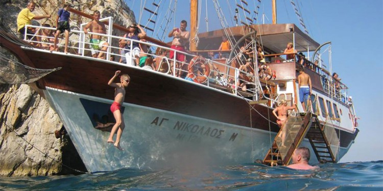 Tickets to Toroneos Cruise from Neos Marmaras