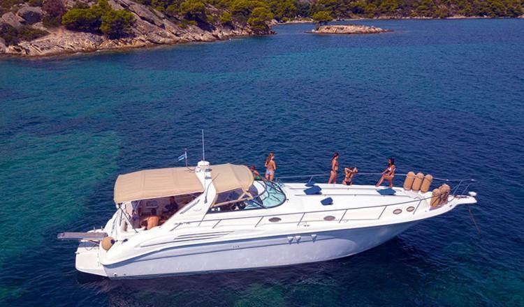 Motor Yacht Cruises